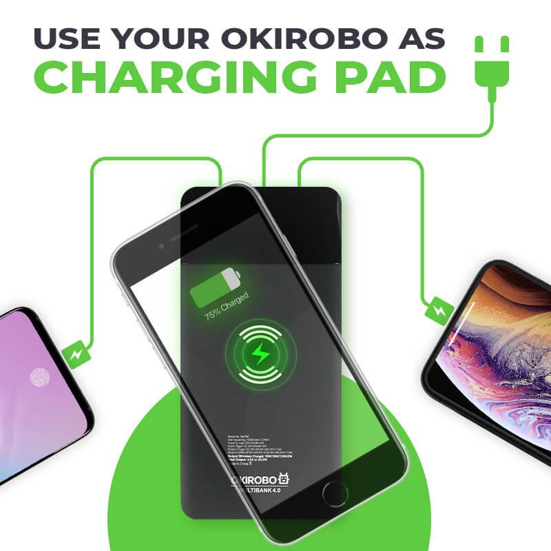 portable charging pad for iphone