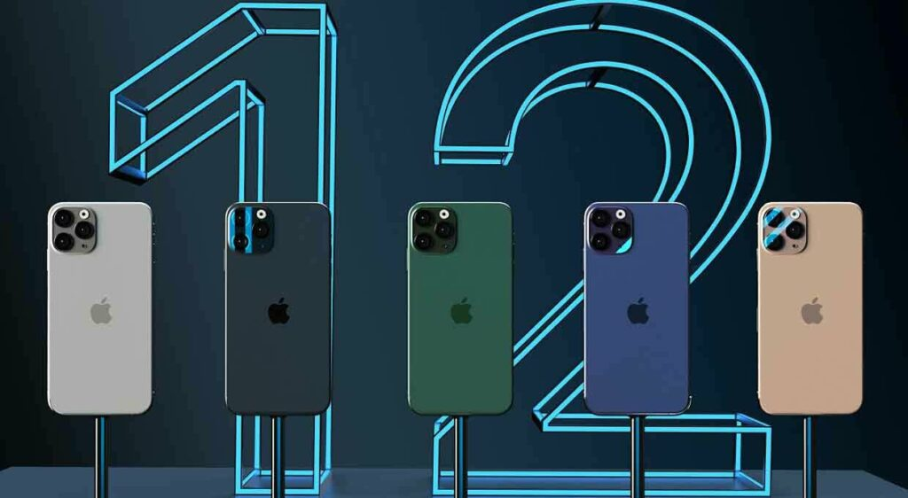 new 2020 iPhones